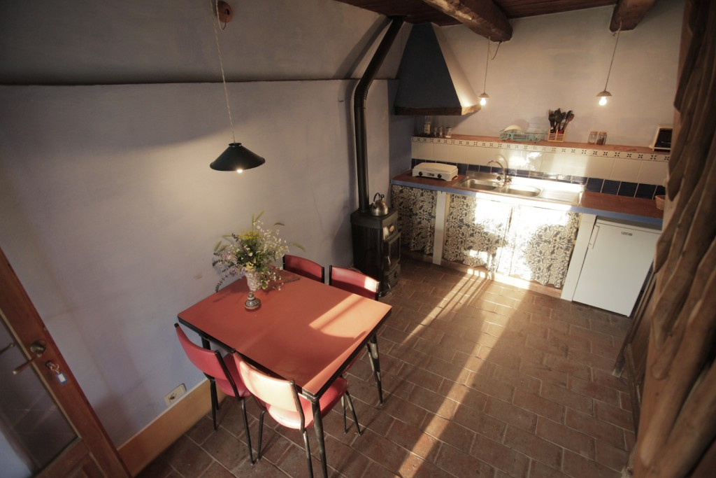 4. Casa Olivi - kitchen