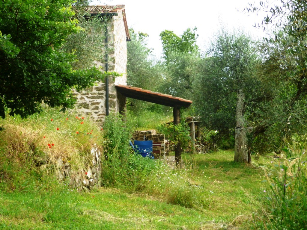 2. Casa Olivi - terrace