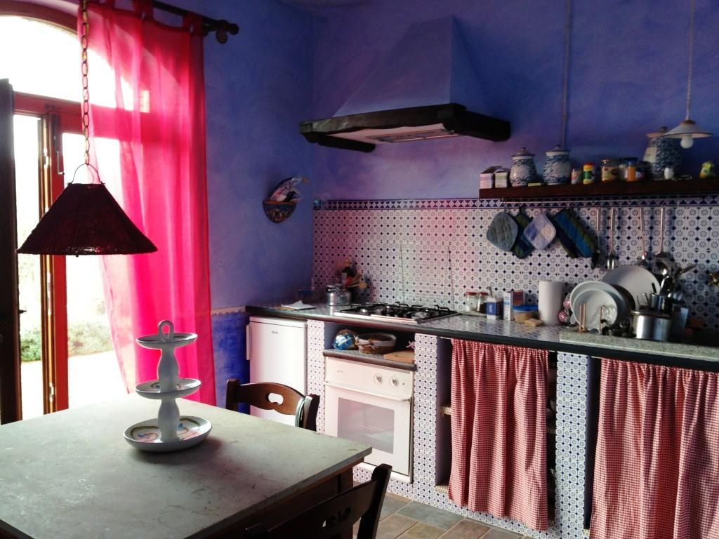 6. kitchen Casa della Nonna